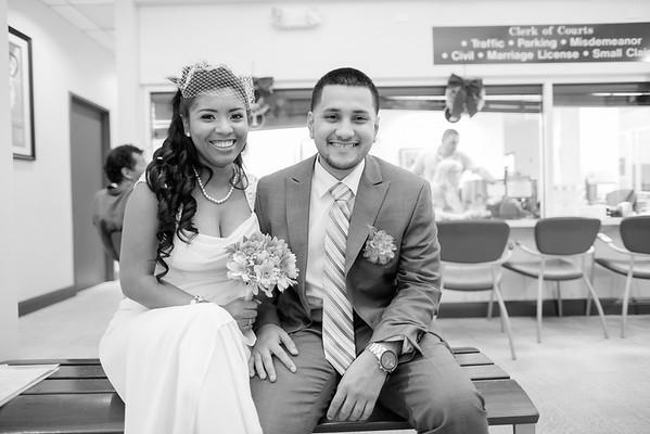 Kenia & Michael After Wedding