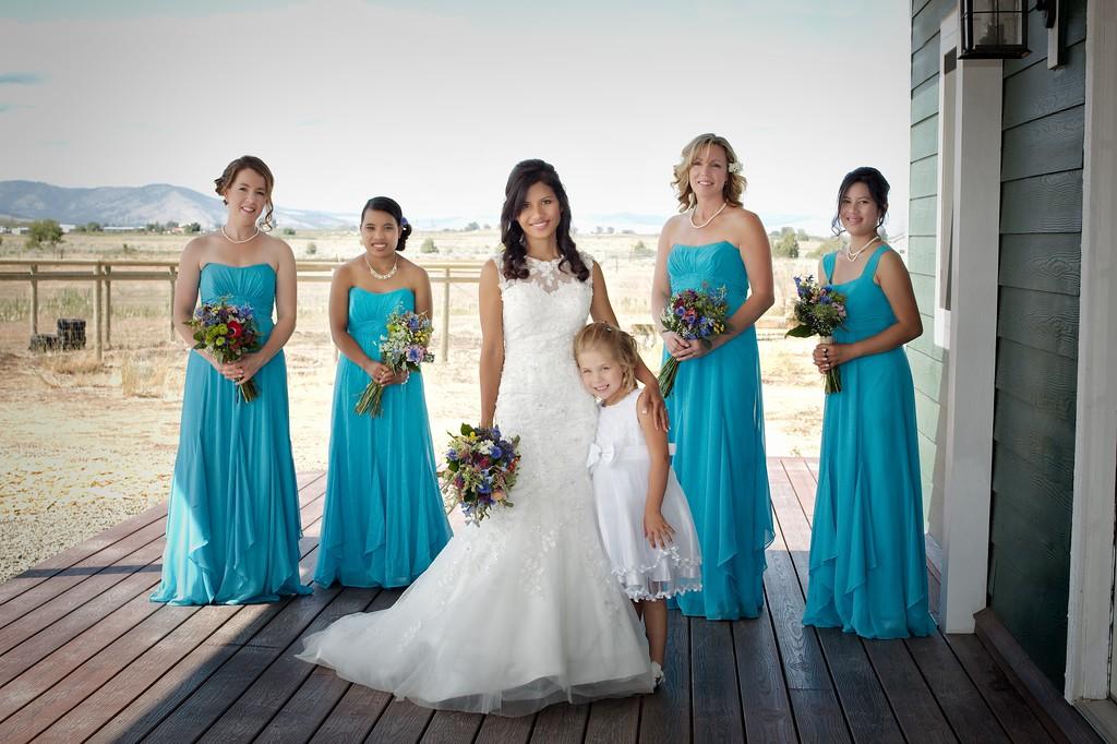 Cortni and the girls
