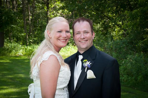 Kent & Melissa Johnson Wedding