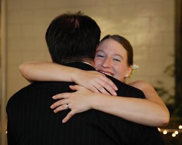 Happy hug.