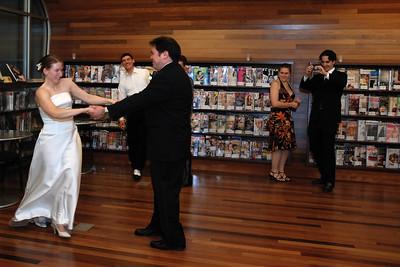 The last dance.