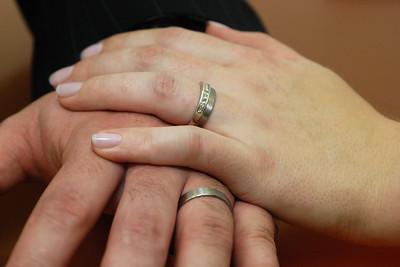 New rings.