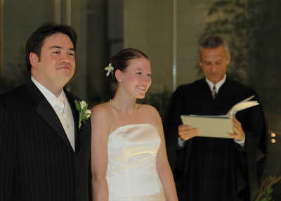 """""""I now pronounce you man and wife."""""""