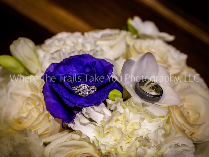 Rings in the Flowers