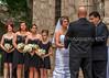 Bride-Groom-Minister-Bridesmaids