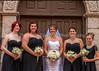 Bride-Daughter-Bridesmaids