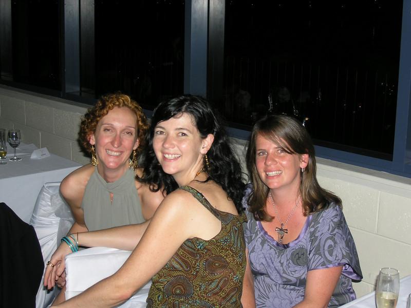 Jacinta, Maz, Anne