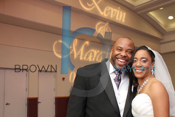 Kevin and Margina