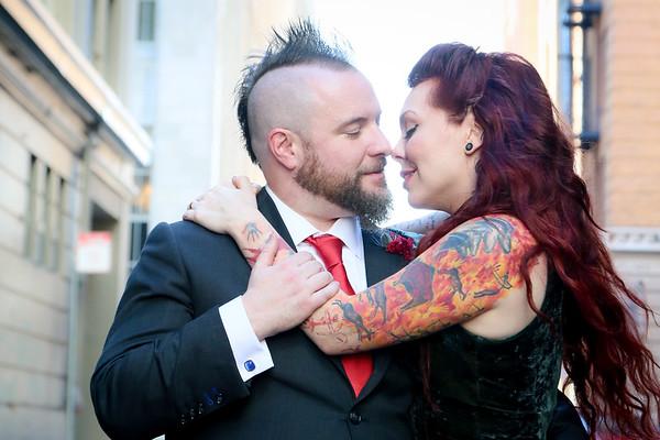 Kevin &  Merewyn's San Francisco Wedding