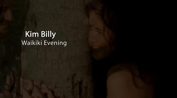 Kim Billy Waikiki Evening Couple Shoot Photo Show  Click Arrow To Play Show
