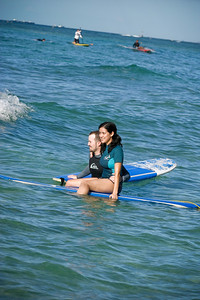 Kim Billy Honolulu Wedding Surfing Couple Shoot