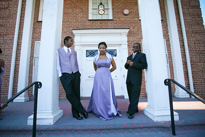 Kim & Mike Washington DC Wedding