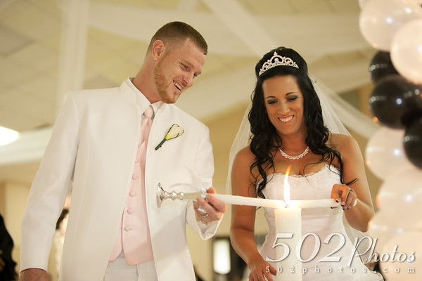 Kim & Derrick Johnson Wedding