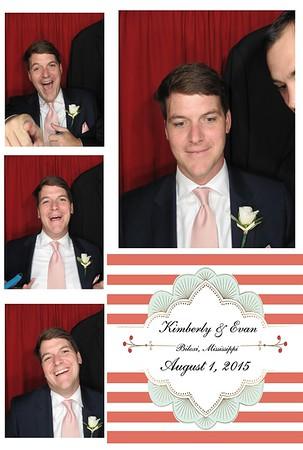 Kimberly & Evan's Wedding