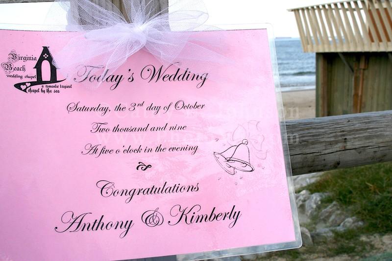 Virginia Beach Wedding Photography - Beach Wedding - Alexander's on the Bay