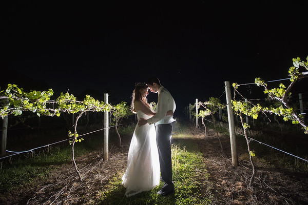 Night Portraits in the Vines
