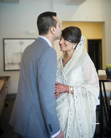 Kiran & Ahmed - Wedding
