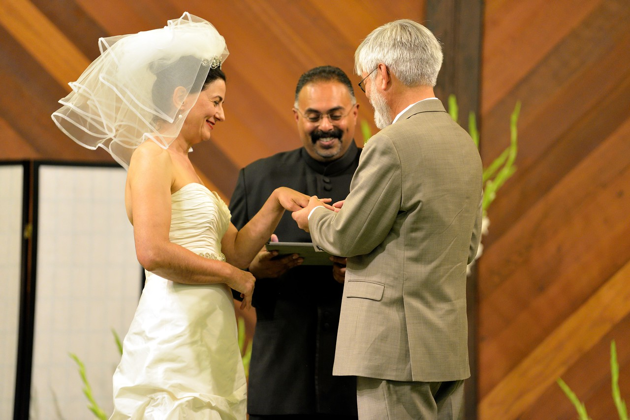 The Wedding of Kirk and Sabina; Being a Faint Representation of Christ and His Church