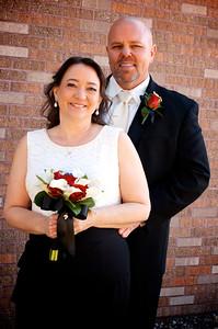 Congrats Donna & Kirk!