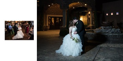 Kirkbride Wedding Album Design
