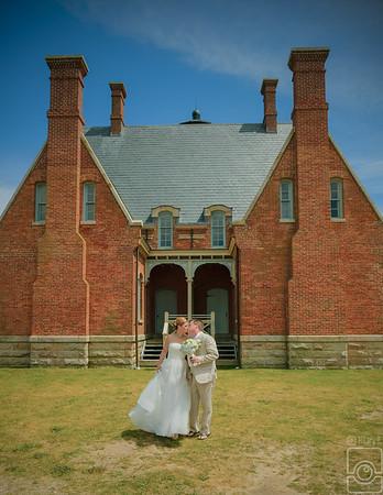 Kirstan & Tim Daley, Sullivan House Block Island RI
