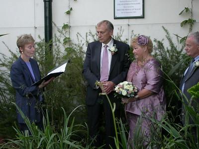 Kirsten and John's wedding, 21st October 2006