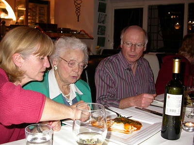 Susan, Mary & David Cubitt