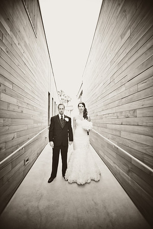Kirsten & John | Scripps Seaside Forum Wedding Photos