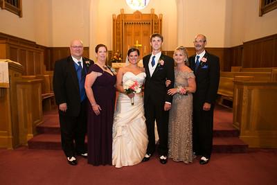 Kirsten & Josh wedding