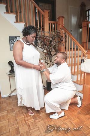 Kisha and Altorice Wedding July 16 2016