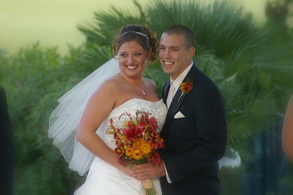 Knight-Nichols wedding Nov 08