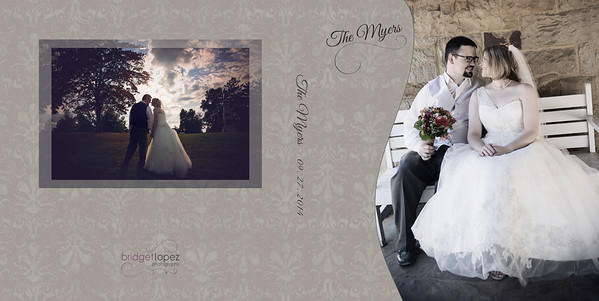 Brides-P000-Cover12x12 Album - Cover for 20 spreads-40 sides-Option2