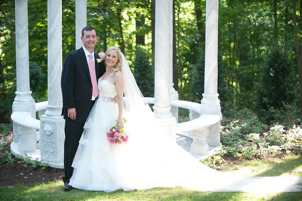 Kortney + Andy. Gramercy Mansion Wedding.