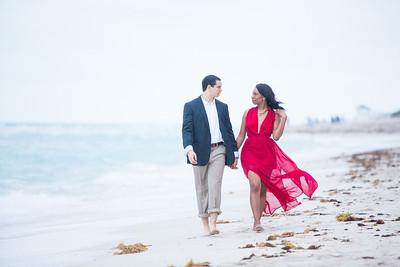 Miami Beach Engagement-397