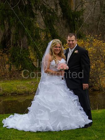 Collette & TJ Wedding
