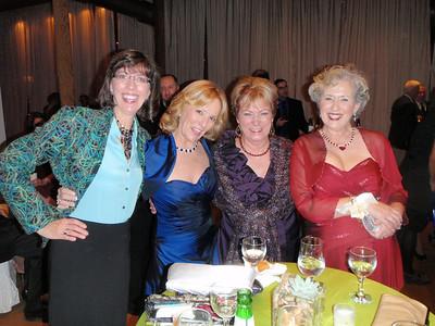 Jenny, Kathy (Kris' mom), Martha, and Delores (Roy's mom)