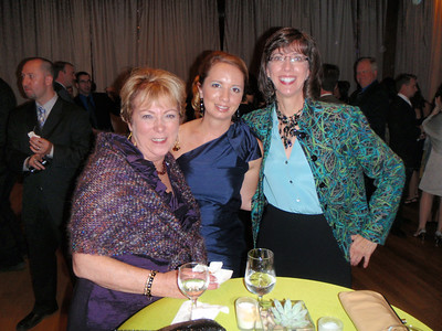 Martha, Kim (Kris' sister), and Jenny