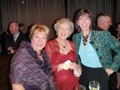 Martha, Delores (Roy's mom), and Jenny