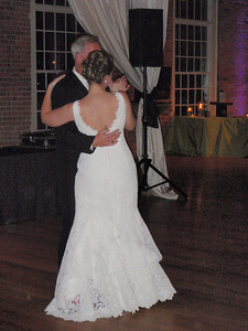 Father/bride dance