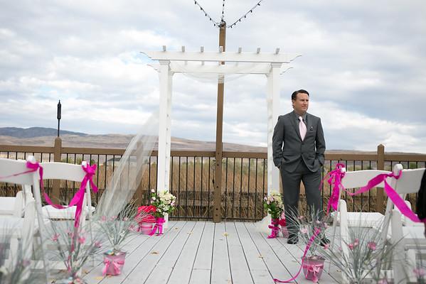 Kristi + Aaron Wedding