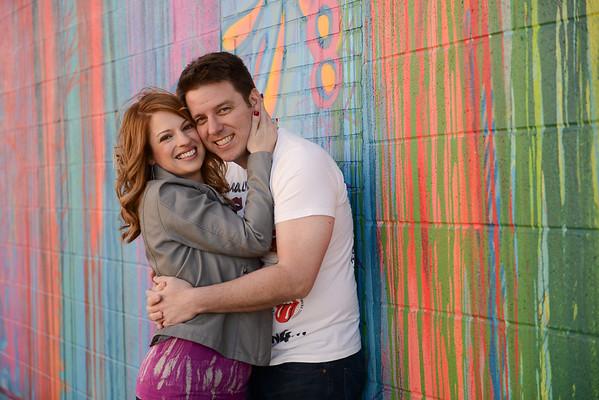 Krista & Tim Engagement