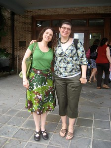 Jodi and Lori