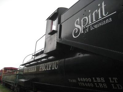 Locomotive shot.
