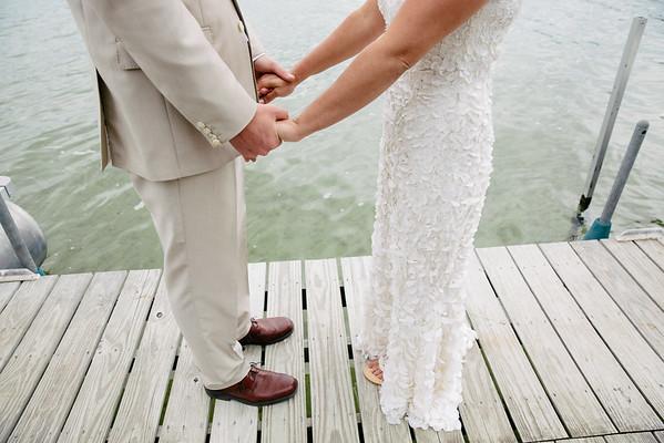 Kristen + Chris Wedding
