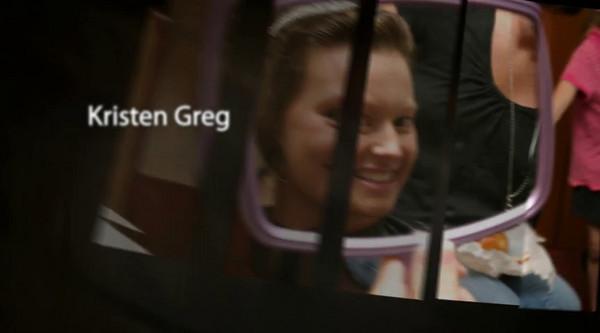 Kristen Greg Hokie Wedding - Reception Virginia Tech Inn  Click Arrow to Play Show