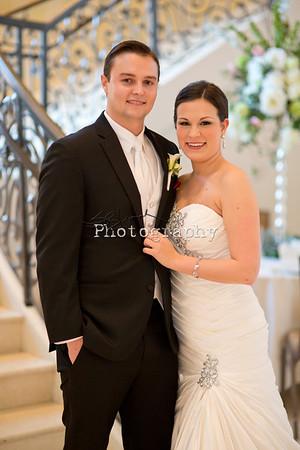 Kristen and Aaron Wed