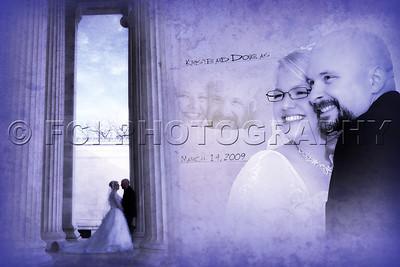 Kristen and Douglas Wedding