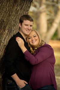 Kristin Jording and Alex McNamee