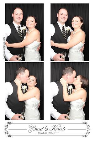 Kristi & Brad's Wedding