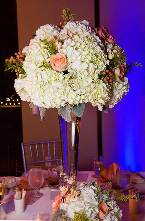 Table flower arrangement 2183